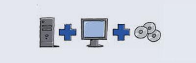 Ausgezeichnete Computer-Flatrate
